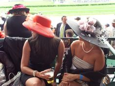 OUR DERBY HATS    KENTUCKY DERBY