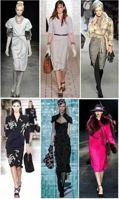 my favorite trend for fall...40's glam