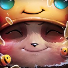 League of legends - beemo avatar en 2019 jogos, ideias para Champions League Of Legends, Lol League Of Legends, Fanart, 1 John, League Of Memes, Avatar, Estilo Anime, Cute Icons, Slayer Anime