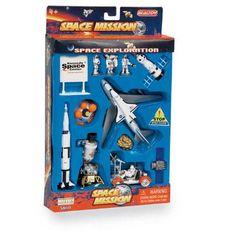 NASA Lunar Explorer Toy Playset (15 Piece)