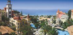 Espanha - Santa Cruz de Tenerife - Grand Hotel Bahia del Duque Resort