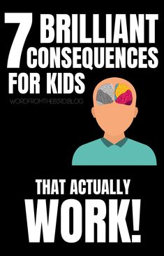 7 Effective Consequence Ideas That Prepare Kids for the Real World-Word From The Bird boys humor boys memes boys positive discipline girls Teen quotes Teens Teens christian Gentle Parenting, Kids And Parenting, Parenting Hacks, Peaceful Parenting, Parenting Styles, Education Positive, Positive Discipline, Kids Discipline, Parents