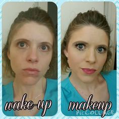 From wake-up to makeup Younique is simply amazing! #bedazzleyourlashes  #lovemyyounique #Touchfoundationandconcealer