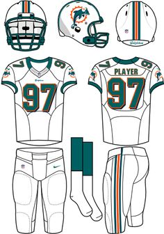 Sports Uniforms, Football Uniforms, Electric Football, 32 Nfl Teams, Nba Wallpapers, Baltimore Ravens, Miami Dolphins, Home And Away, Cheerleading
