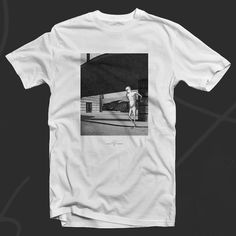 Koszulka z nadrukiem - Historia LUJa