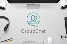 Group Chat logo by yip87