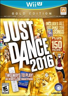 Just Dance 2016 Gold Edition - Wii U   Video Game consoles & accessories Just Dance 2016 Gold Edition - Wii U  05 décembre 2015  REVIEW COMPLETO DE JUST DANCE 2016 GOLD Read  more http://themarketplacespot.com/video-game-consoles-accessories/just-dance-2016-gold-edition-wii-u/
