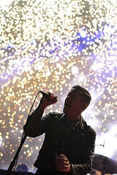 DAARRRLLIN!!!!!! Brandon Flowers. The Killers