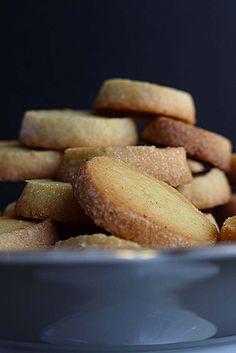 Galletas de mantequilla, las danesas
