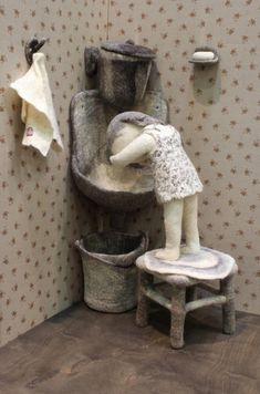 Soulful art: Magnificent hand-made felt dolls by Irina Andreyeva - 32
