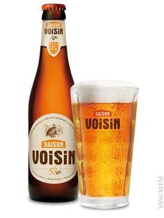 Saison Voisin - Brouwerij des Geants, Irchonwelz, België. Eigen beoordeling: 7