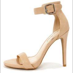 24e1bd16fd4 Steve Madden Heels Single Strap Heels