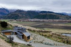 Brewer House - Queenstown, Otago, New Zealand - Sarah Scott Architects Ltd