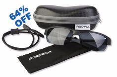 DEAL ENDED - Polarised Fishing Glasses 64% off - save £35. 1 day left to get your Scierra Fishing eyewear available in 2 models & in Yellow or Grey. Was £54.99, Now Only £19.99! http://shop.pondiptacklebox.com/collections/pondip-unbelievable-deals/products/polarised-fishing-glasses-64-off