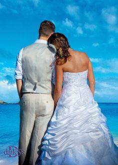 Galveston Beach Destination Wedding