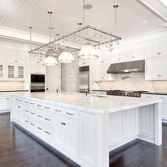 Michael Davis Design - kitchens: white cabinets, white cabinetry, white kitchen cabinets