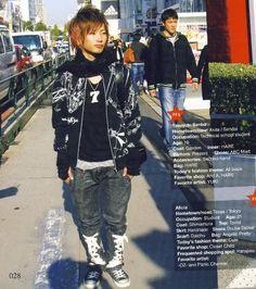 Love Tokyo fashion