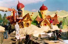 Warner Brothers Theme Park