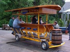The Beer Bike - Bar On Wheels - Das Bierbike