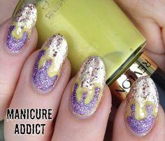 Acid Drip Manicure?