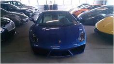 #Lamborghini BLUE SKY LP 700-4 #AVENTADOR YEAR 2013