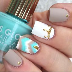 20 Summer Nail Art Ideas From Instagram for 2016