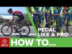 How To Pedal | Cycling Technique - YouTube