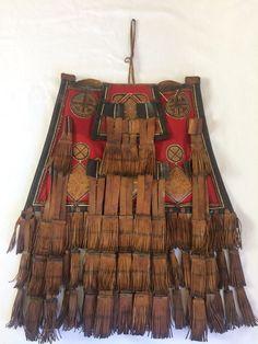 Old African Tuareg Leather Camel Storage Fringe Boho Bag Mali #Unknown