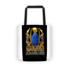 Chocolate Ancestor Egyptian Tote bag