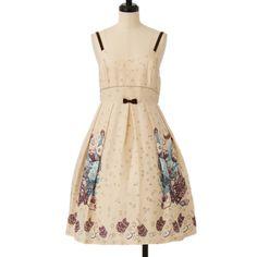 http://www.wunderwelt.jp/products/detail7255.html ☆ ·.. · ° ☆ ·.. · ° ☆ ·.. · ° ☆ ·.. · ° ☆ ·.. · ° ☆ Wonderland Print Dress Emily Temple cute ☆ ·.. · ° ☆ How to order ↓ ☆ ·.. · ° ☆ http://www.wunderwelt.jp/user_data/shoppingguide-eng ☆ ·.. · ☆ Japanese Vintage Lolita clothing shop Wunderwelt ☆ ·.. · ☆ #egl