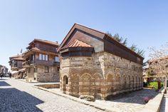 "Conservation, Restoration and Adaptation of Church ""St. Paraskeva"" / Todor Mihaylov, Elitsa Andreeva, Emilia Kaleva, Aleksandra Vadinska.  Bulgaria"
