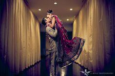 Bride & Groom indian wedding photography