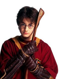 Harry Potter -- yes, I read the books before I viewed the films and fell in love with the wizarding world.