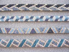 Bead Pattern Ideas -- just pictures Beaded Braclets, Bead Loom Bracelets, Beaded Bracelet Patterns, Beaded Earrings, Custom Earrings, Seed Bead Patterns, Peyote Patterns, Beading Patterns, Bead Loom Patterns