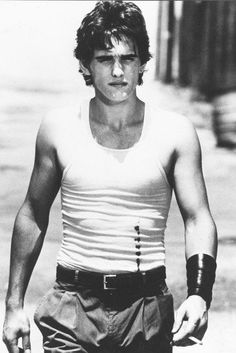 Matt Dillon Rumble Fish White T-Shirt B&W Poster Rom Therefore I urge you brothers in view of Gods mercy to offer your bodies as living sacrifices holy and pleasing to Godthis is your spiritual act of worship. Matt Dallas, Teddy Boys, James Dean, Young Matt Dillon, Die Outsider, Dallas Winston, Darry, Tough Guy, Johnny Depp