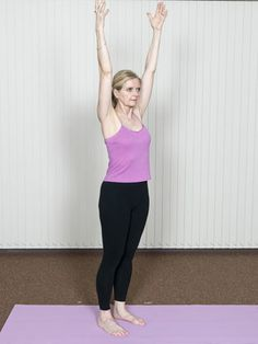 3 Easy Yoga Moves to Calm Your Midday Stress Outs - iVillage