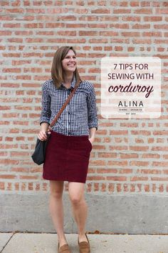 7 Tips for Sewing wi