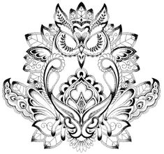 Tatouage mandala signification et modles pour vous inspirer Time Tattoos, Body Art Tattoos, New Tattoos, Cool Tattoos, Tatoo 3d, I Tattoo, Underboob Tattoo, Mandalas Painting, Mandalas Drawing