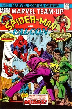 Marvel Team-Up #30 - All that Glitters is Not Gold!