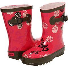 $15 Rainboots for Kids