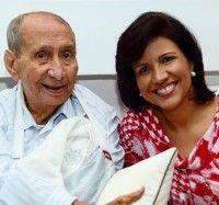 Al padre de Margarita Cedeño se le colocó un marcapasos