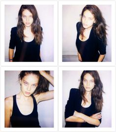 Emily Didonato, one of my favorite models