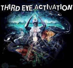 Portals Open Triggering Third Eye Activation