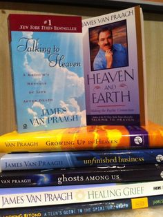 Your story could be part of my next book!!! How has my work changed your life? http://jamesvanpraagh.blogspot.com/