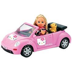 Evi Love Hello Kitty Beetle Oyun Seti   Hello Kitty   Model Bebekler