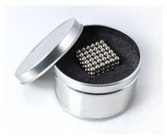 Neocube mágneses golyók építő játék főként felnőtteknek ajánlott, de gyerekeknek is jó ajándék