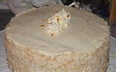 Coconut Carrot Cake with Orange Cream Cheese Frosting - The Lazy Vegan Baker Cake With Cream Cheese, Cream Cheese Frosting, Buttermilk Frosting, Vegan Carrot Cakes, Sheet Cake Recipes, Pineapple Cake, Types Of Cakes, Cake Tasting, Cake Ingredients