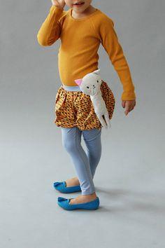 the   kanie   bloomer leggings