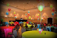 Double Stuffed Balloons http://www.idealpartydecorators.com