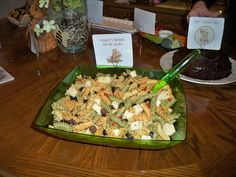 Winnie the Pooh baby shower...I just like the name of this even for a kid party food :)